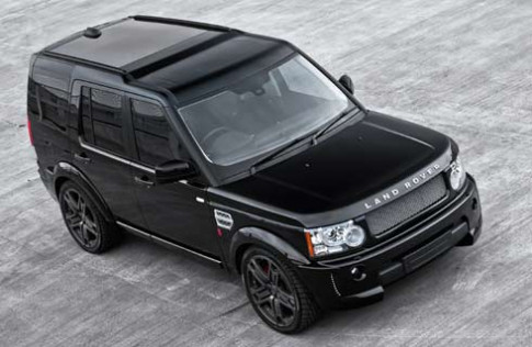 Xe do Land Rover Discovery 2014 SDV6 Twin Turbo