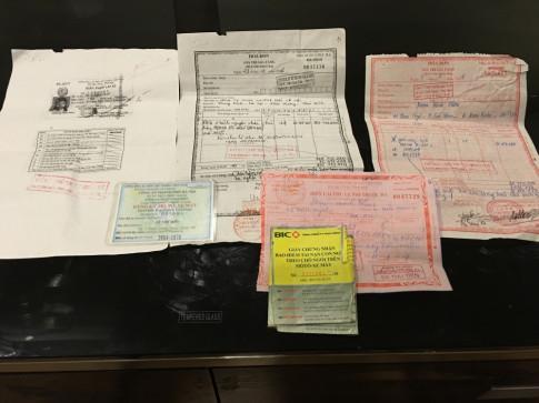 Xe PS 125 Chính chủ đầy đủ tất cả các loại giấy tờ (Nguyên zin)
