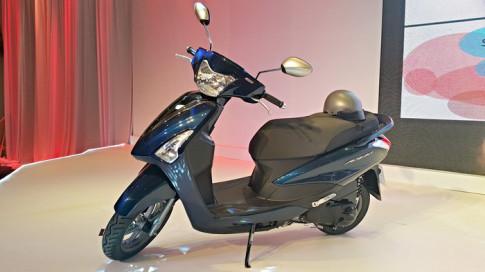 Yamaha Acruzo duoc giam gia trong 2 thang nham canh tranh voi Honda Lead