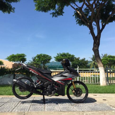 Yamaha Exciter 150 độ dàn chân mong manh
