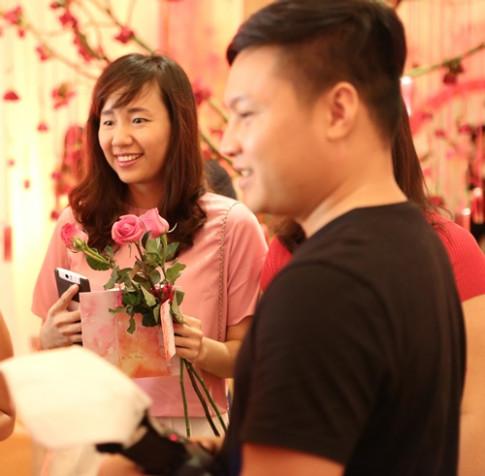 20-10: Chat voi BTV Lam dep noi tieng Sai Gon