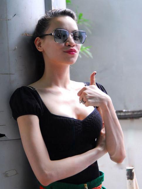 'Diem tru' hy huu tren co the my nhan Viet