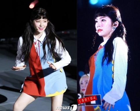 Trước khi để tóc mái 'thảm họa', Irene Red Velvet luôn là nữ thần của các kiểu tóc