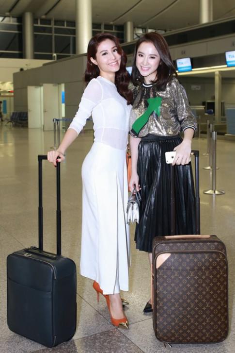 """Tuan qua: Angela Phuong Trinh lien tuc """"dau sac"""" Diem My 9X"""
