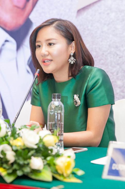 Van Mai Huong lai tang can hay da tiem botox?
