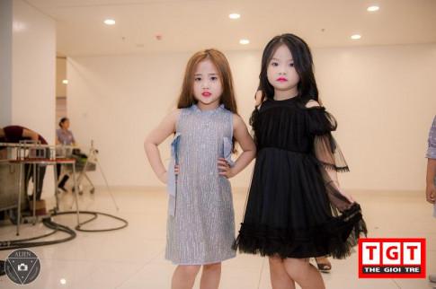 Các mẫu nhí nổi tiếng Hà Thành có mặt trong Baby Day 2017