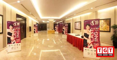 Casting Miss Teen 2017 dien ra soi dong tai Sai Gon