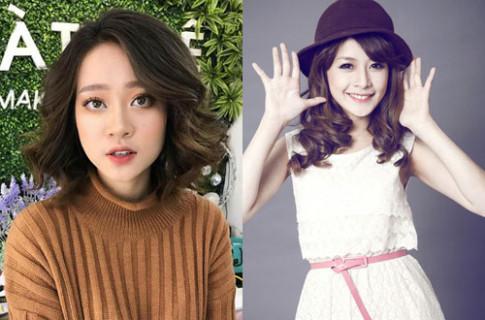 Nang hot girl da tai, xinh dep het Chi Pu - Truong Hoang Mai Anh