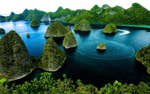 """12 địa điểm châu Á đến dân """"cuồng chân"""" còn thấy lạ lẫm"""