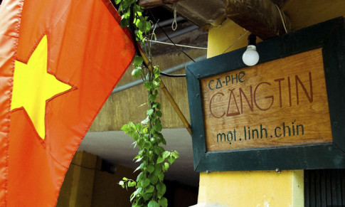 """5 quán cà phê """"tìm lại tuổi thơ"""" siêu chất ở Hà Nội"""