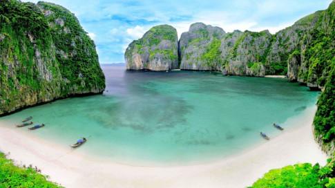 Bị ô nhiễm nghiêm trọng - Thái Lan tuyên bố đóng cửa vô thời hạn vịnh Maya