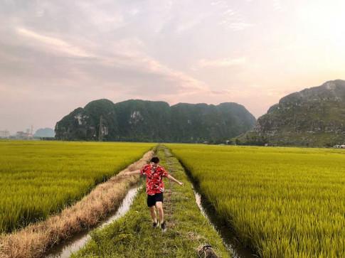 Cảnh sắc Thu đẹp nên thơ của Vạn lý trường thành Việt Nam