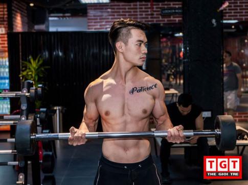 """Cu """"lot xac"""" ngoan muc: tang 20kg, thanh soai ca 6 mui cua chang trai Ha Thanh"""