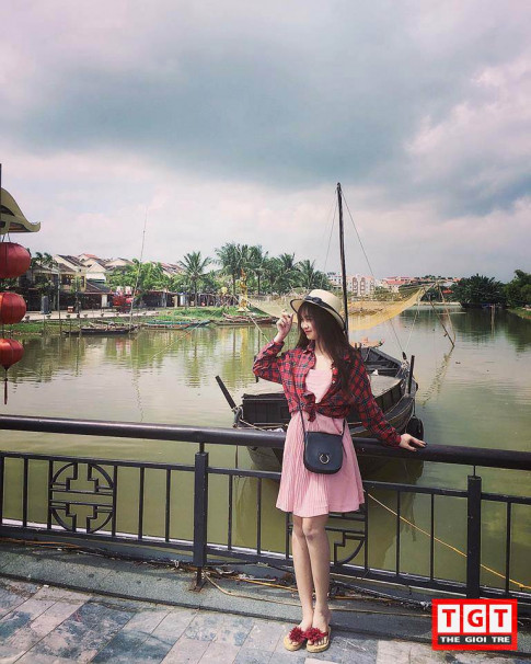 "Hoc lom style ""chat phat ngat"" cua idol Cctalk Phuong Anh"