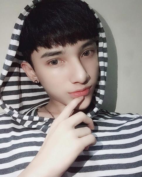 "Hot boy ""lai Tay"" noi tieng trong gioi tre Sai Thanh"