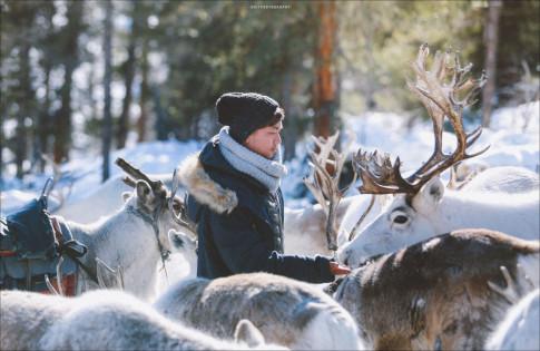 Nhiếp ảnh gia 8x và hành trình 15 ngày đi tìm bộ lạc tuần lộc cuối cùng ở Mông Cổ