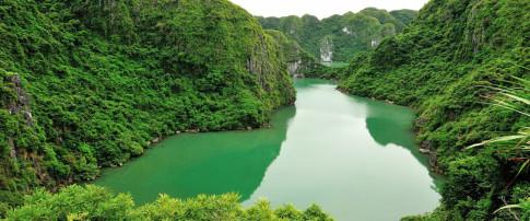 Rough Guides cong bo 10 diem den dep nhat Viet Nam