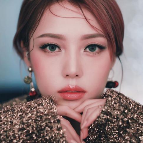 4 mau son duoc long phu thuy makeup xu Han