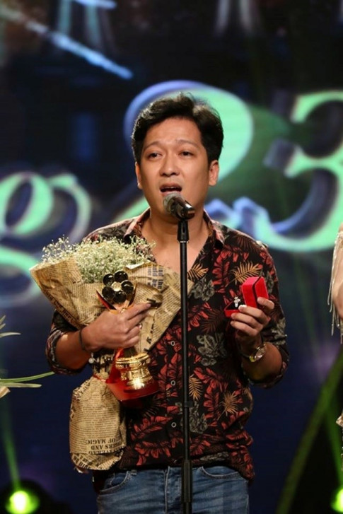 Cau hon Nha Phuong chuyen quan trong ca doi nguoi ma Truong Giang an mac cau tha nhu the nay day