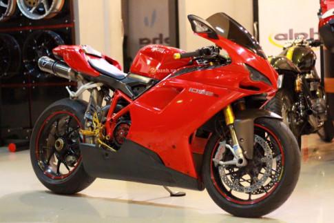 Ducati 1098s ve dep day quyen ru voi ban do nhe nhang