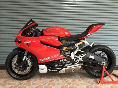 Ducati 899 do nhe do choi hang hieu voi ve ngoai nhu zin