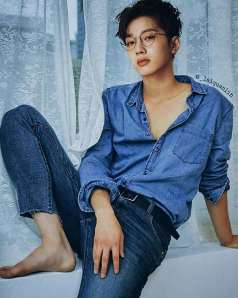 Gu thời trang đáng học hỏi của Lai Guan Lin (Wanna One) - bé út sành điệu nhất của Kpop