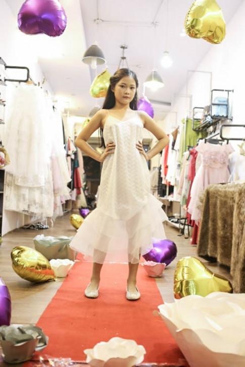 Mẫu nhí xuất hiện sành điệu trong buổi casting show diễn BST Fairy Land của NTK Thảo Nguyễn