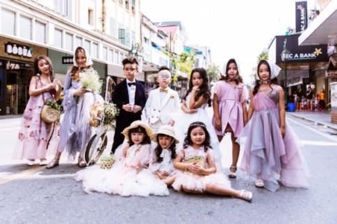 The Best Street Style ngày đầu tiên: Dàn ngôi sao thời trang nhí 'chất như nước cất'