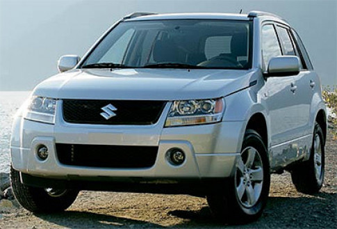 Do xang mien phi khi mua xe Suzuki
