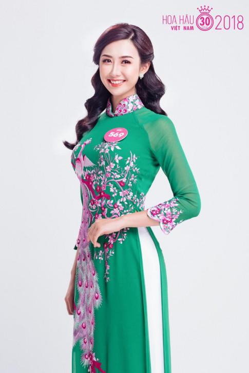 Hoa hậu Việt Nam 2018: Xuất hiện thí sinh mặt như Hà Thu nhưng cười lại giống Thuý Vân
