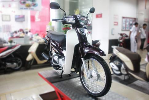 Honda Super Dream gia 18,7 trieu dong