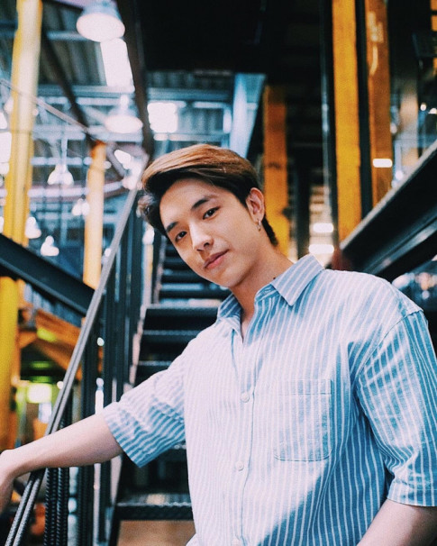 Hot boy Thai Lan - so huu net dep Han Quoc khien hoi chi em me man