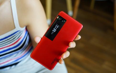 Meizu Pro 7/Pro 7 plus chinh thuc len ke voi bo doi man hinh truoc sau doc dao