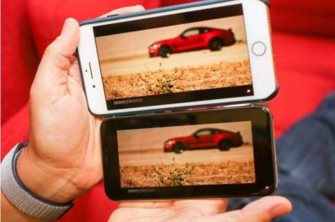 Mua iPhone 8 Plus hay iPhone X? Cau tra loi nam o day