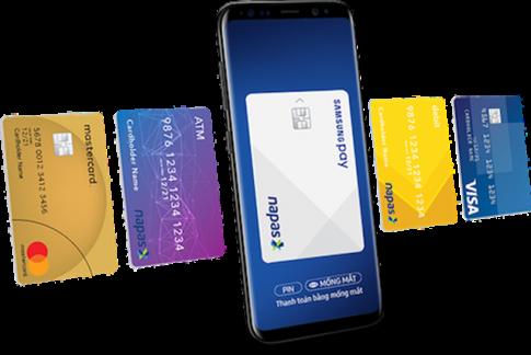 Người dùng Samsung Pay đã có thể chuyển khoản miễn phí đến mọi ngân hàng