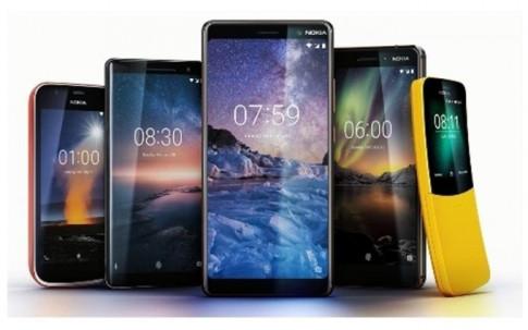 Nokia vuot mat Samsung de tro thanh cai ten duoc quan tam nhat tai MWC 2018