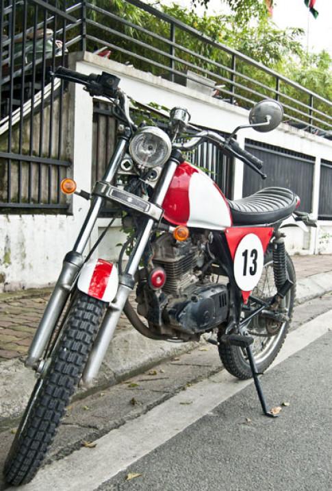 Suzuki GN125 do