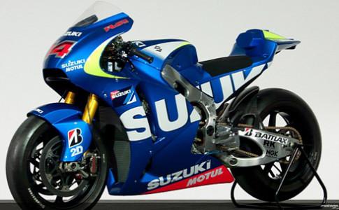 Suzuki se tro lai duong dua MotoGP mua 2015