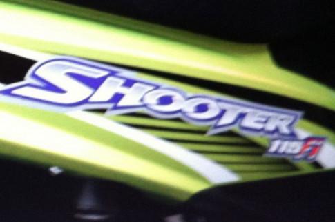 Suzuki Shooter FI moi xuat hien dau thang 5