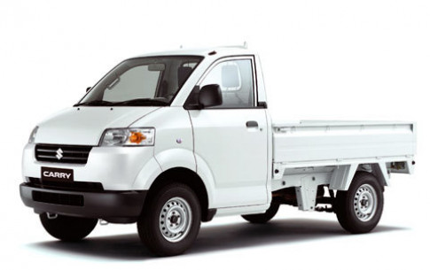 Suzuki Super Carry Pro co mat Viet Nam