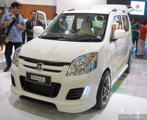 Suzuki Wagon R - ôtô giá rẻ 9.000 USD