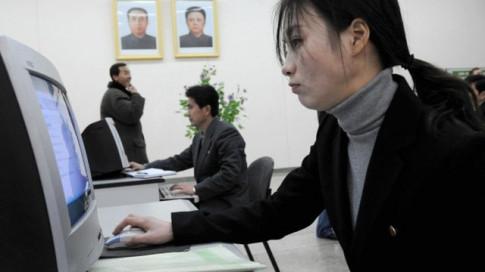 Trieu Tien khong cam su dung Internet hoan toan nhu chung ta van tuong
