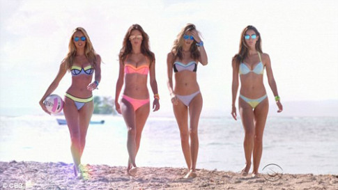 Video: Da mat voi show ao tam nong nhat nam cua Victoria's Secret