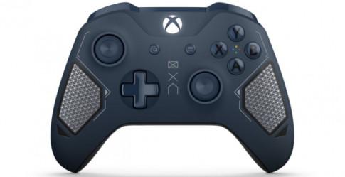 Xuat hien ba mau tay cam Xbox moi, tuong thich voi ca Xbox One X
