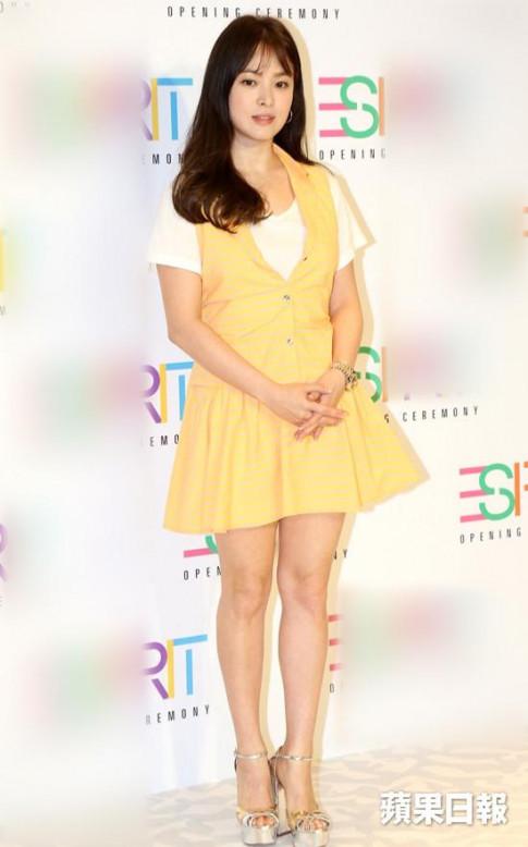 Song Hye Kyo, mo chanh Jun Ji Hyun cung khong it phen pha gia do hieu!