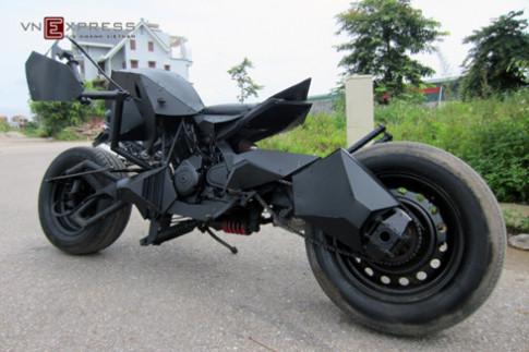 Anh 'sieu moto' o Viet Nam