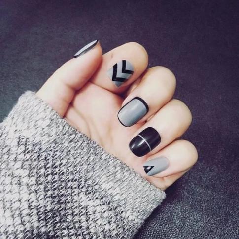 BST 20 mẫu nail siêu xinh cho hội chị em 'bánh bèo'