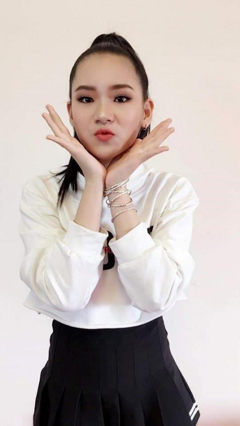"Co be 12 tuoi cao 1m60 duoc vi nhu ""tieu my nhan"" Hai Phong"