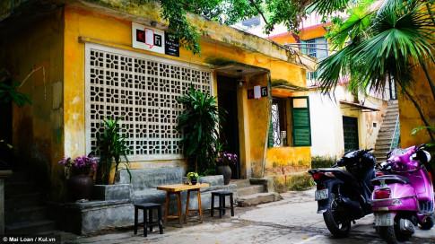 Co gi o khu to hop an choi Sixty Square dam chat vintage cuc moi o Ha Noi?