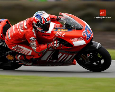 Ducati Desmosedici GP7